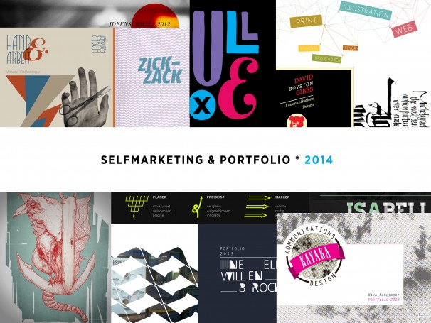 Selfmarketing/Portfolio