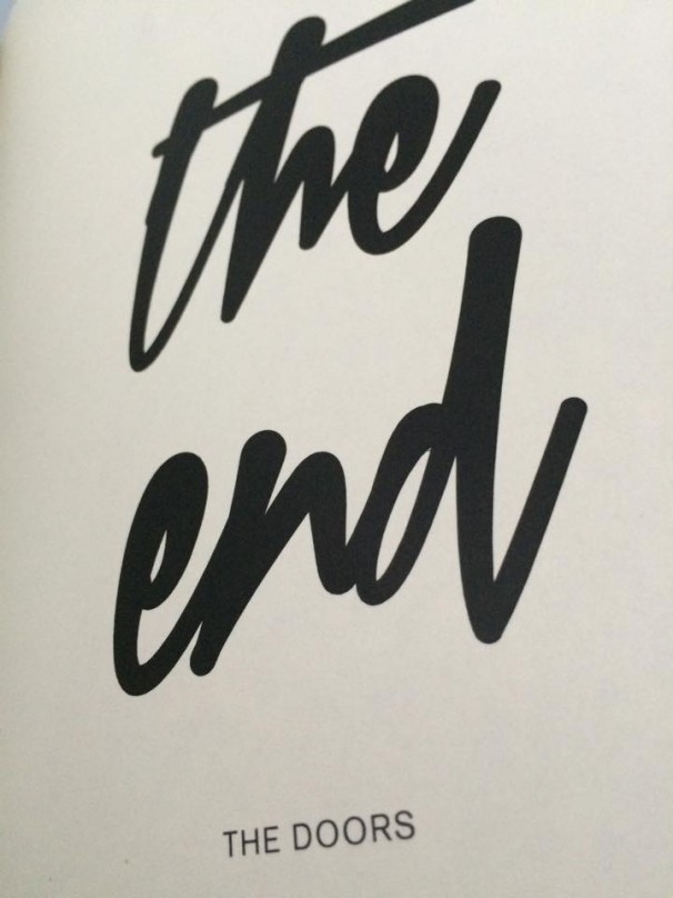 Lule Morina - Editorial the end