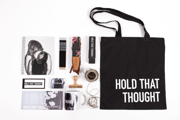 Hold that Thought - merchandise